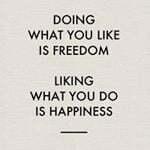 ελευθερία και ευτυχία